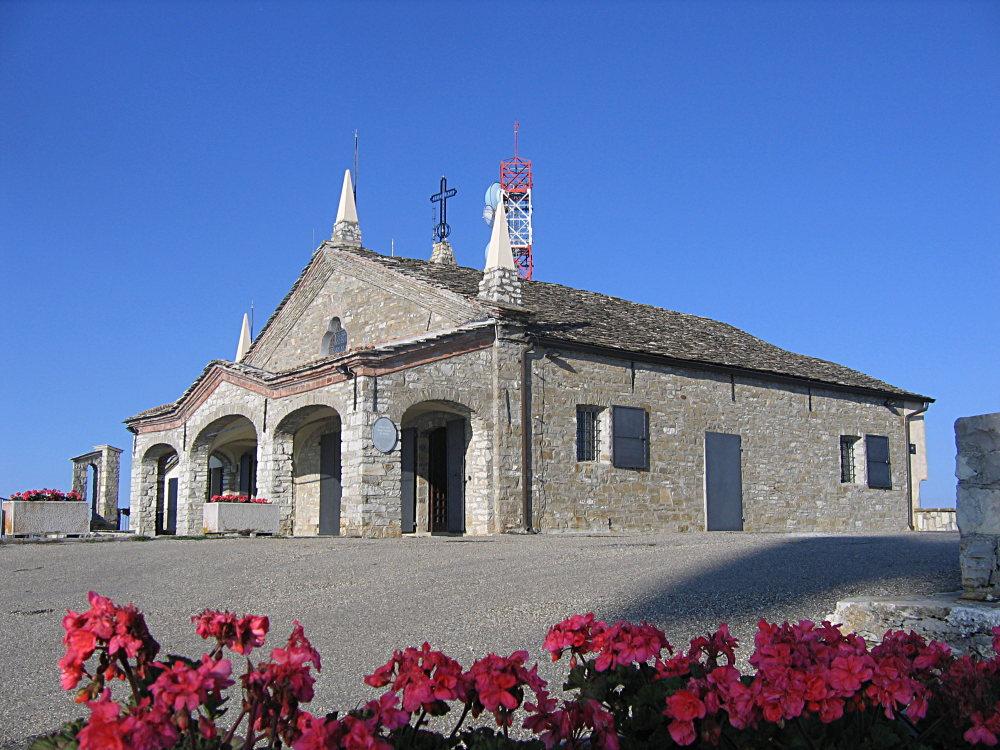 Chapelle de la Vierge Marie au Mont Penice