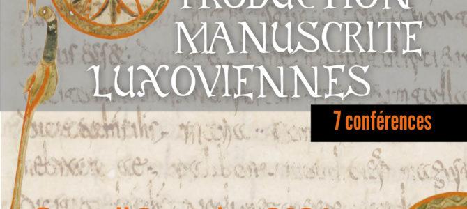 12e Table ronde européenne du monachisme luxovien