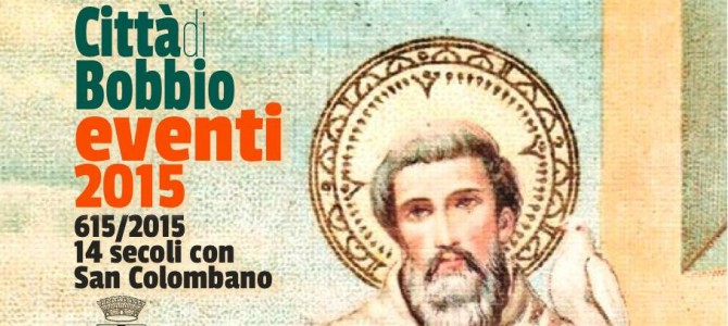Bobbio: Columban's Day 2015
