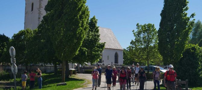 30 mai 2021: Marche inaugurale de la Via Colombani de Liebsdorf à Oltingue