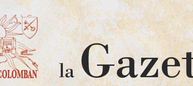 Gazette 2019