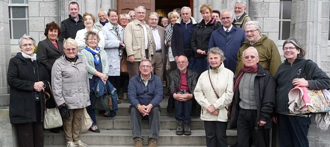 Les Amis de saint Colomban à la découverte de l'Irlande