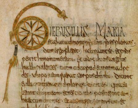 14ème Centenaire: exposition de manuscrits